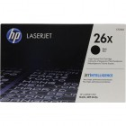 Заправка картриджа HP 26X CF226X черный (Black)