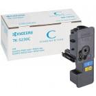 Заправка картриджа Kyocera TK-5230C / TK-5240C синий (Cyan)