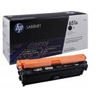 Заправка картриджа HP 651A CE340A / CE270A черный