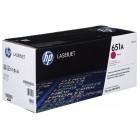 Заправка картриджа HP 651M CE343A / CE273A пурпурный (Magenta)