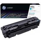 Заправка картриджа HP 410A CF411A голубой (Cyan)