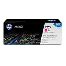 Заправка картриджа HP 122A Q3963A красный