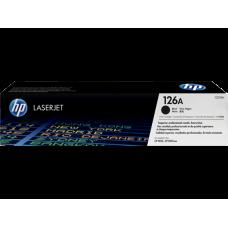 Заправка картриджа HP 126A CE310A черный