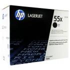 Заправка картриджа HP 55X CE255X Увеличенный 55A