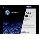 Заправка картриджа HP 64A CC364A