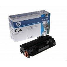 Заправка картриджа HP 05A CE505A