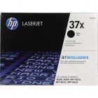 Заправка картриджа HP 37X CF237X