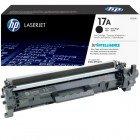 Заправка картриджа HP 17A CF217A черный