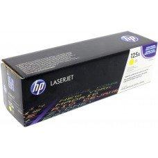 Заправка картриджа HP 125A CB542A / Canon C716 / C731 желтый