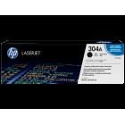 Заправка картриджа HP 304A CC530A черный