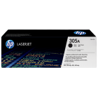 Заправка картриджа HP 305A CE410A Black