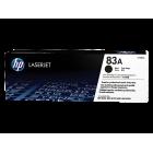 Заправка картриджа HP 83A CF283A