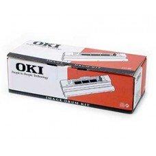 Картридж OKI 4W черный оригинальный для лазерных принтеров