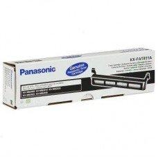 Тонер-картридж Panasonic KX-FAT411A черный (Black) оригинальный для лазерных принтеров