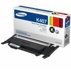 Картридж 407 CLT-K407S Samsung черный (Black) оригинальный