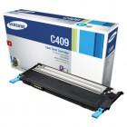 Картридж 409 CLT-C409S Samsung голубой (Cyan) оригинальный