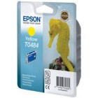 Картридж T0484 (C13T04844010) Epson желтый (Yellow) оригинальный
