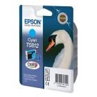 Картридж T0812 (C13T11124A10) увеличенный Epson голубой (Cyan) оригинальный
