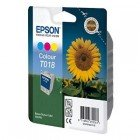 Картридж T018 (T018401) Epson цветной (Color) оригинальный