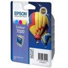 Картридж T020 (T020401) Epson цветной (Color) оригинальный