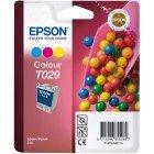 Картридж T029 (C13T02940110) Epson цветной (Color) оригинальный