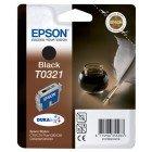 Картридж T0321 (T032140) Epson черный (Black) оригинальный