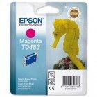 Картридж T0483 (C13T04834010) Epson пурпурный (Magenta) оригинальный