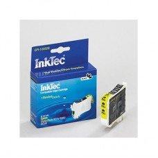 Картридж T0821 (C13T11214A10) Inktec черный совместимый, аналог Epson T0821, для струйных принтеров