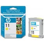 Картридж 11 Y C4838AE HP желтый (Yellow) оригинальный