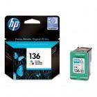 Картридж 136 C9361HE HP цветной (Color) оригинальный