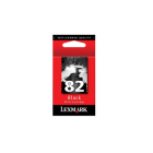 Lexmark №82 (18L0032) Черный