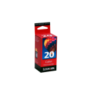 Lexmark №20 (15MX0120) Цветной