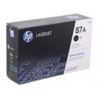 Заправка картриджа HP 87A CF287A