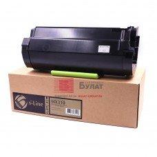 Картридж Булат Seven Quality (7Q) RTC 60F5H00 / 60F5H0E черный (Black) совместимый для лазерных принтеров Lexmark